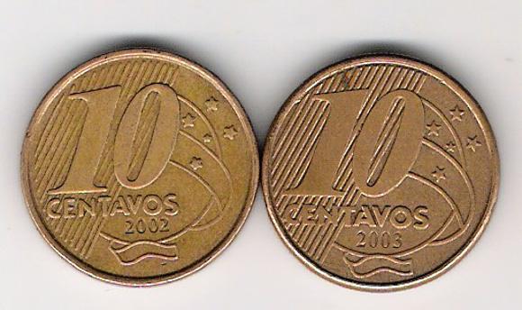 20 centavos de real